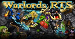Warlords RTS cover art