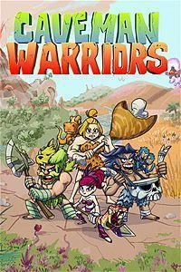 Caveman Warriors cover art