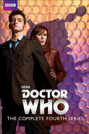 Doctor Who: The Complete Fourth Series cover art
