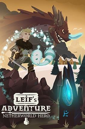 Leif's Adventure: Netherworld Hero cover art