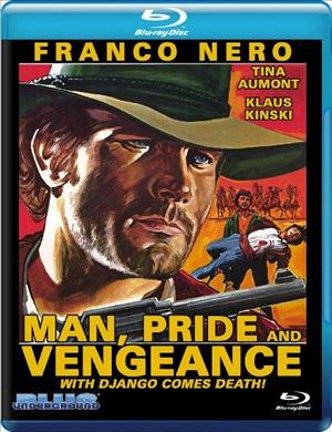 Man, Pride and Vengeance cover art