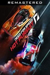 Need for Speed: Hot Pursuit Remastered cover art