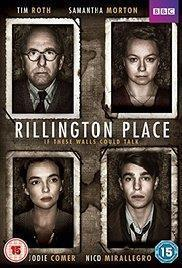Rillington Place Miniseries cover art