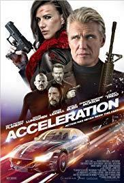 Acceleration cover art
