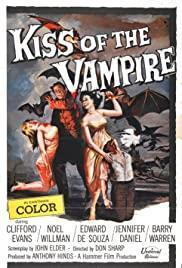 The Kiss of the Vampire cover art
