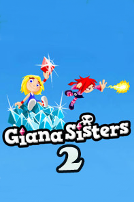 Giana Sisters 2 cover art