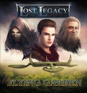Lost Legacy: Flying Garden cover art