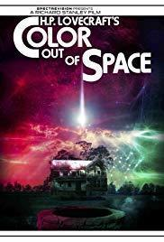 Color Out of Space cover art