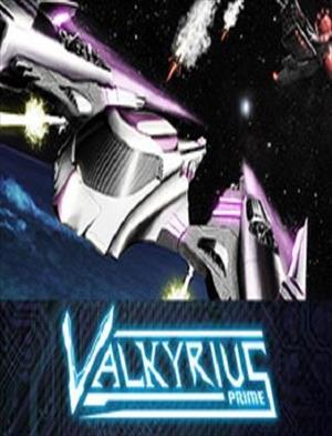Valkyrius Prime cover art