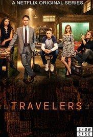 Travelers Season 1 cover art