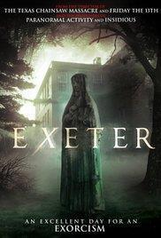 Exeter cover art