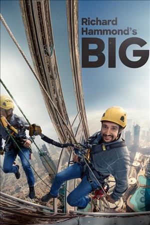 Richard Hammond's BIG Season 1 cover art