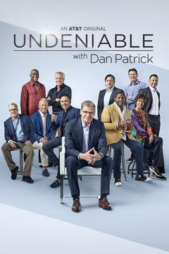 Undeniable with Dan Patrick Season 6 cover art