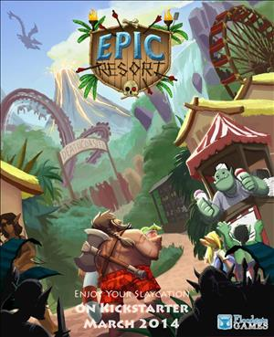 Epic Resort cover art