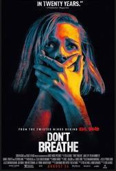 Don't Breathe cover art
