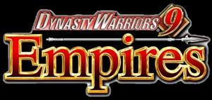 Dynasty Warriors 9 Empires cover art