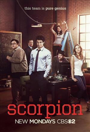 Scorpion Season 3 (Part 2) cover art