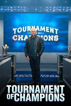 Tournament of Champions Season 1 cover art