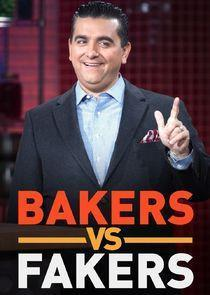 Bakers vs. Fakers Season 2 cover art
