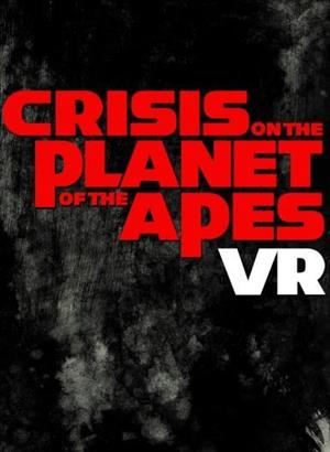 Crisis on the Planet of the Apes cover art