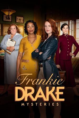 Frankie Drake Mysteries Season 2 cover art