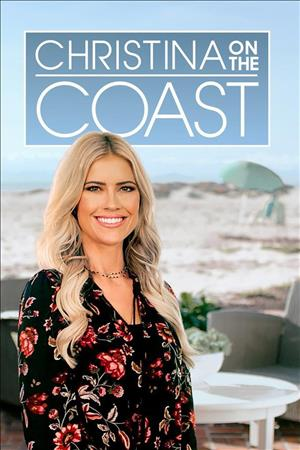 Christina on the Coast Season 2 cover art