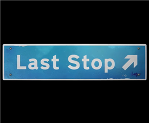 Last Stop cover art