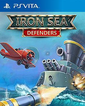 Iron Sea Defenders cover art