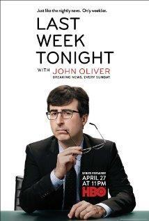 Last Week Tonight with John Oliver Season 3 cover art