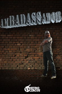 AmBADASSador season 1 cover art