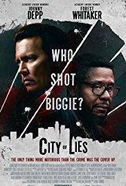City of Lies cover art