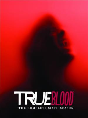 True Blood: The Complete Sixth Season cover art