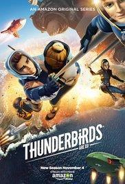 Thunderbirds Are Go Season 2 cover art