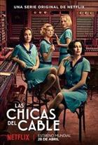 TV Series Season Cable Girls Season 1  Netflix cover art