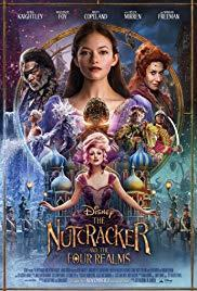 The Nutcracker and the Four Realms cover art