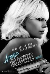 Atomic Blonde cover art