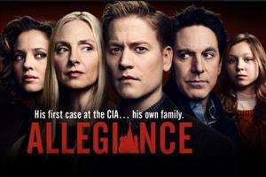 Allegiance Season 1 cover art