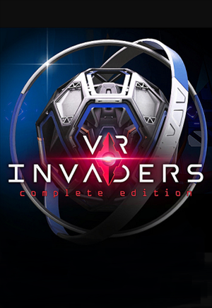 VR Invaders cover art