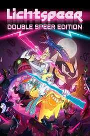 Lichtspeer: Double Speer Edition cover art