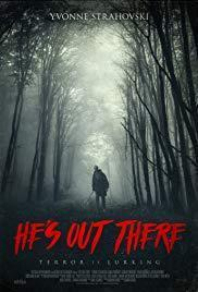 He's Out There cover art