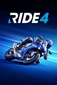 Ride 4 cover art