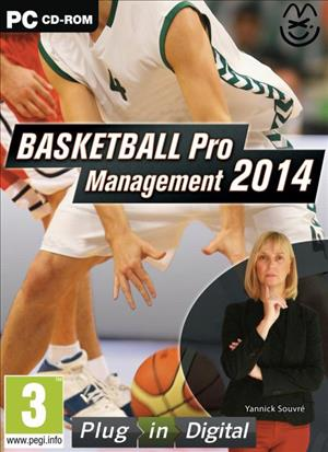 Basketball Pro Management 2014 cover art