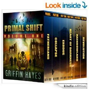Primal Shift: Volume 1 (A Post Apocalyptic Thriller) cover art