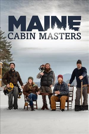 Maine Cabin Masters Season 4 cover art