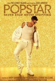 Popstar: Never Stop Never Stopping cover art