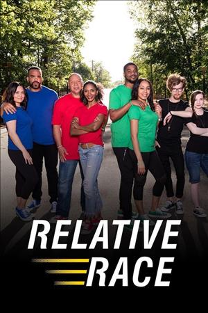 Relative Race Season 5 cover art