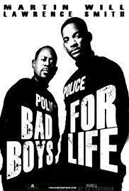 Bad Boys for Life cover art