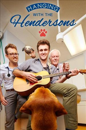 Hanging with the Hendersons Season 2 cover art