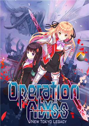 Operation Abyss: New Tokyo Legacy cover art