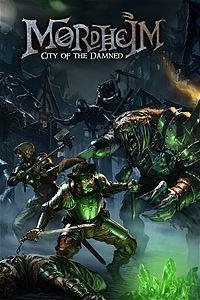 Mordheim: City of the Damned cover art